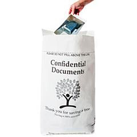 Royal Document Destruction Shred Bags