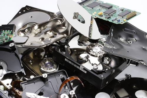 Royal Document Destruction Hard Drive Destruction