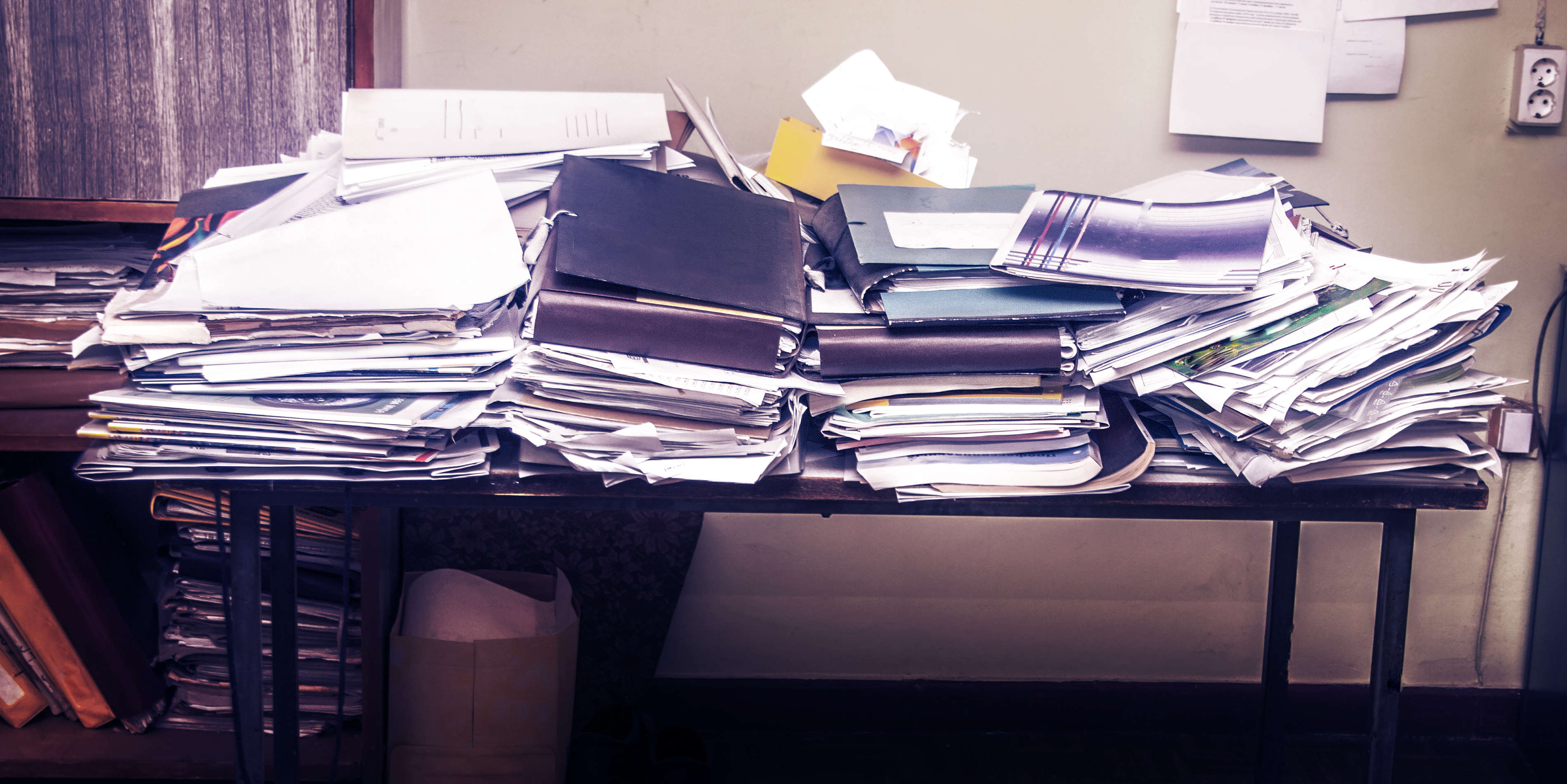 Declutter with Royal Document Destruction
